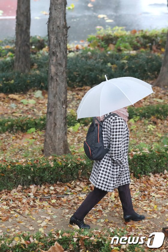 [사진]'가을 가고 겨울 오네'