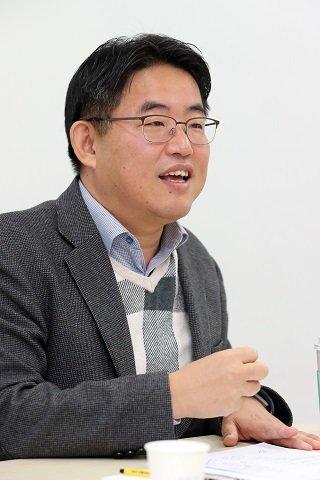 건국대 산업공학과 고성석 교수/사진=임성균 기자