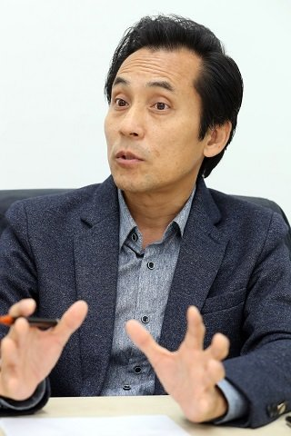 한국과학기술정보연구원(KISTI) 첨단정보융합본부 김재수 본부장/사진=임성균 기자