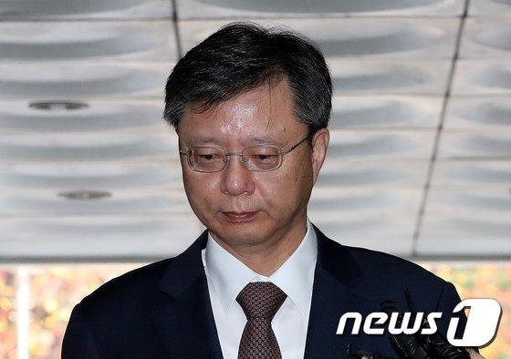 우병우 전 청와대 민정수석. /뉴스1 © News1 박지혜 기자