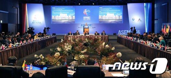 [사진]제6차 아셈(ASEM) 교육장관회의