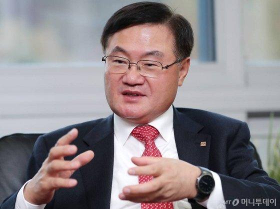 조영제 한국금융연수원장/사진=김창현 기자