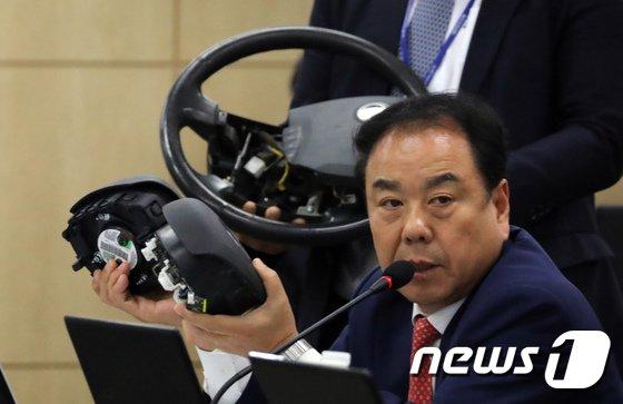 이우현 자유한국당 의원. 2017.10.12/뉴스1 © News1 장수영 기자