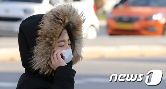 [사진]'찬바람이 매서워'