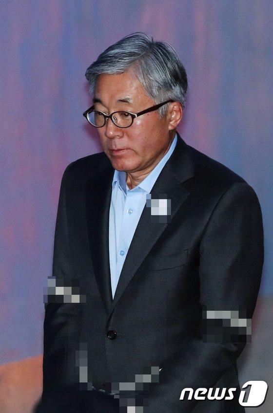 [사진]김종덕 '법정으로'