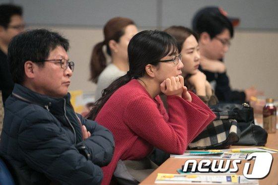 [사진]'공인중개사 합격엔 남녀노소 없다'