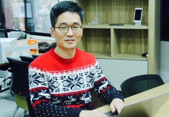 ▲이비소프트 성원상 대표