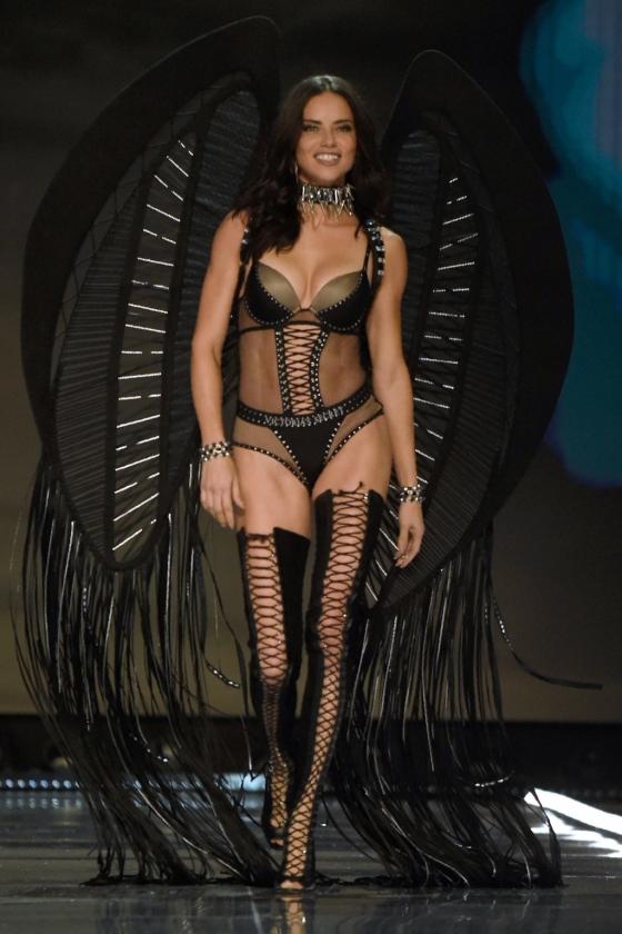 모델 아드리아나 리마(Adriana Lima) /AFPBBNews=뉴스1