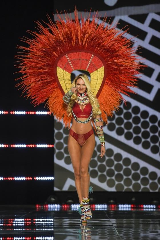 모델 캔디스 스와네포엘 (Candice Swanepoel) /AFPBBNews=뉴스1
