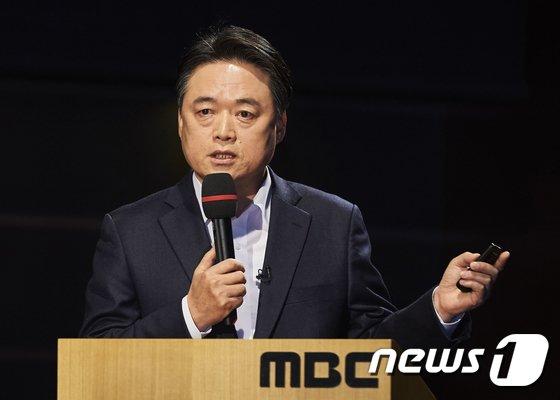 [사진]최승호 '해직PD에서 MBC 사장으로'