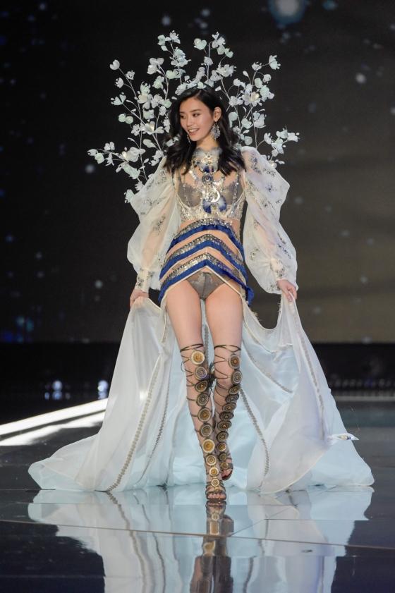 모델 시멍야오(Ming Xi) /AFPBBNews=뉴스1