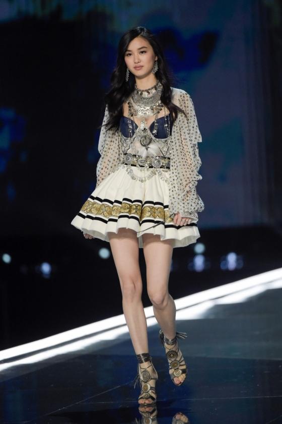 모델 에스텔 첸(Estelle Chen) /AFPBBNews=뉴스1