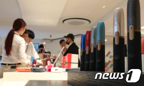 [사진]궐련형 전자담배 내년부터 가격 오른다