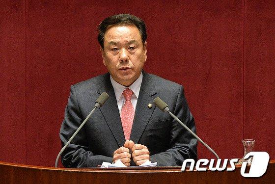 이우현 자유한국당 의원. /뉴스1 © News1 박세연 기자
