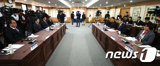 [사진]검찰 과거사 위원회 발족식