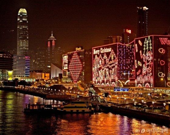 홍콩의 크리스마스 시즌. /사진제공=홍콩관광청