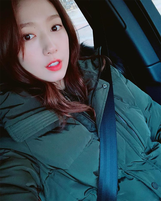 /사진=박신혜 인스타그램