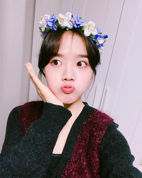 /사진=김향기 인스타그램
