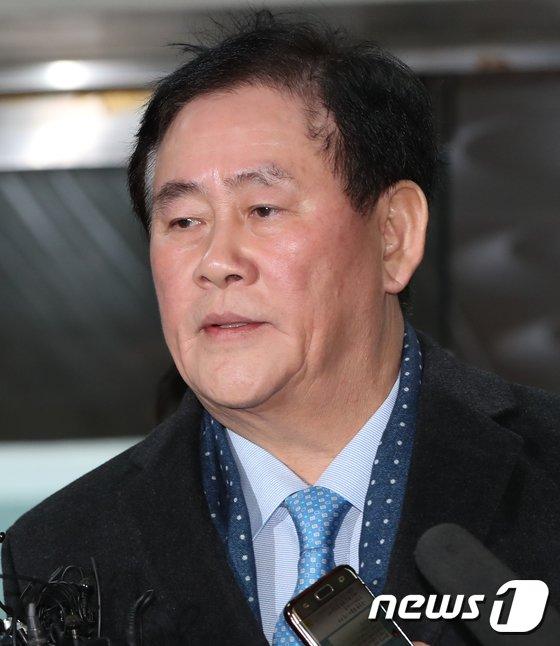 [사진]구속 갈림길에 선 최경환 의원