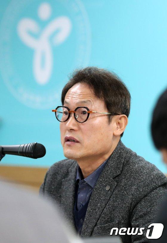 [사진]조희연 서울교육감, 새해 교육정책 방향은?