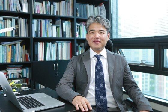 김정환 라이프사이언스테크놀로지 대표(46) / 사진제공=라이프사이언스테크놀로지