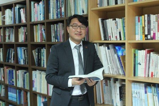 나홍석 고려사이버대 융합정보대학원장