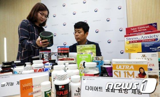 [사진]해외직구 제품 1155개 제품 중 205개에서 유해물질 발견