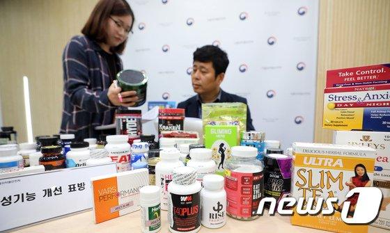 [사진]해외직구 제품 구매시 성분확인 필요