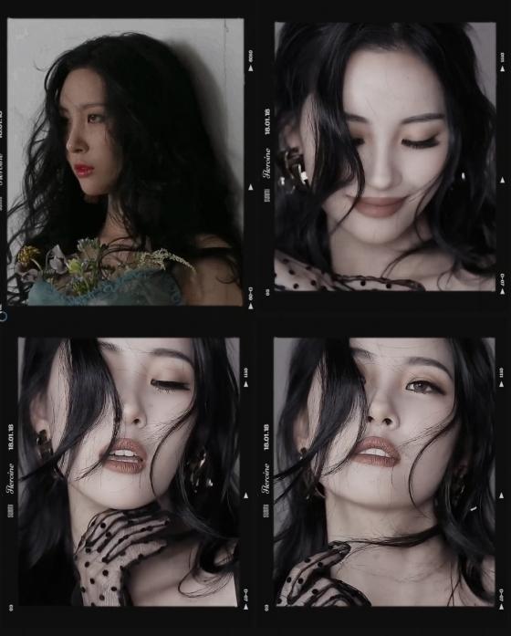 /사진=선미 인스타그램 영상 캡처