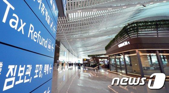 [사진]인천국제공항 T2 '정식 개장 앞두고'