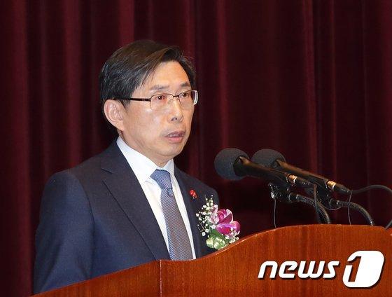 박상기 법무부 장관. (법무부 제공) 2018.1.15/뉴스1