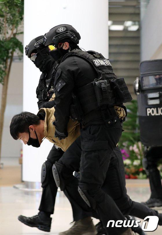 [사진]'테러 꼼짝마'