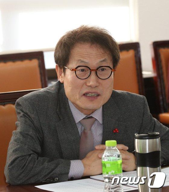[사진]조희연, '서울형 메이커 교육 활성화 방안' 토론