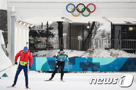 [사진]평창올림픽은 이미 시작됐다
