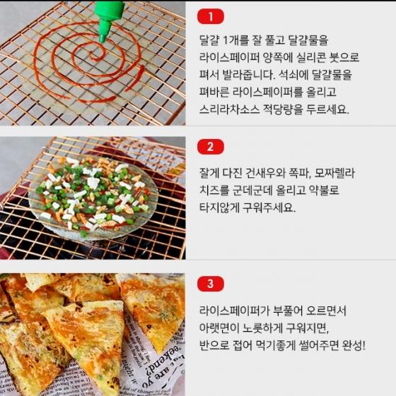 [뚝딱 한끼] 피자도우 없이 '씬 피자' 만들기