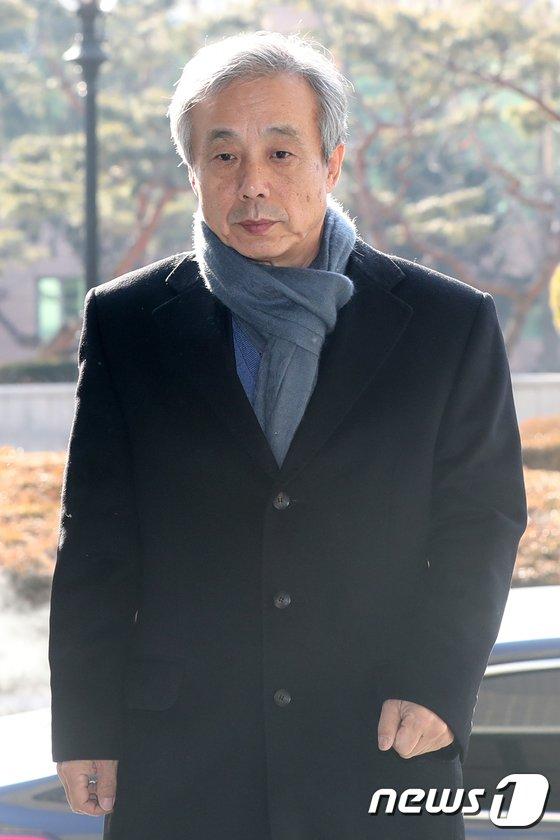 [사진]이현동 전 국세청장, 'DJ 뒷조사 협조' 진실은?