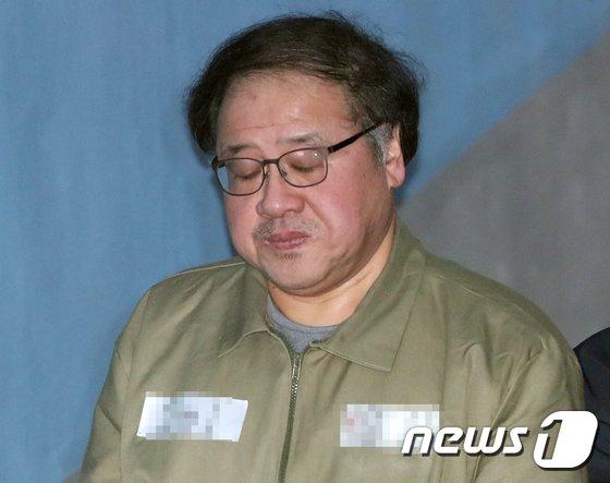 안종범 전 청와대 정책조정수석 © News1 이재명 기자