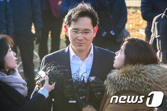이재용 삼성전자 부회장 © News1 성동훈 기자