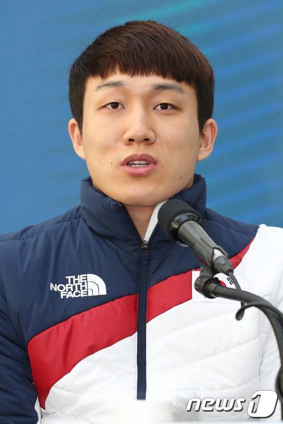 [사진]김지수 '베이징을 기대해주세요'