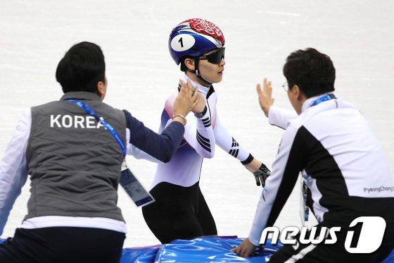 [사진]서이라 '금메달 기대하세요'