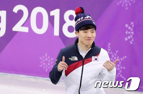 [사진]서이라 '쇼트트랙 동메달 주인공'