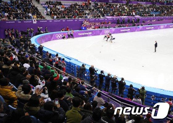 [사진]'설 연휴에 빠질 수 없는 올림픽'