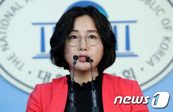 제윤경 더불어민주당 원내대변인. 뉴스1 © News1 박정호 기자