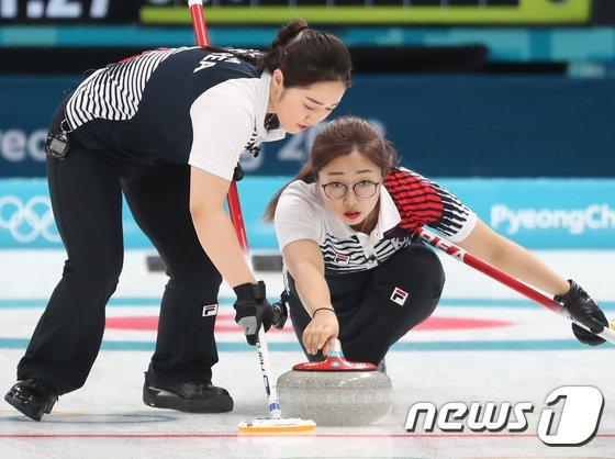 [사진]김선영 '집중'