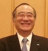 쓰쿠다 다카유키 일본 롯데홀딩스 대표이사 사장/사진제공=네이버 프로필