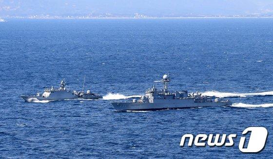 [사진]성공 올림픽, 해군이 지원한다