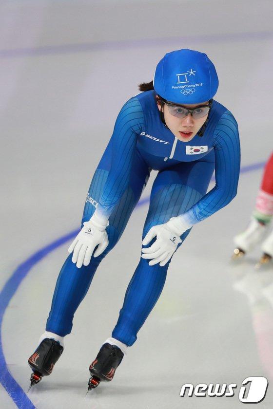 [사진]박지우 '안타까운 결승 진출 실패'