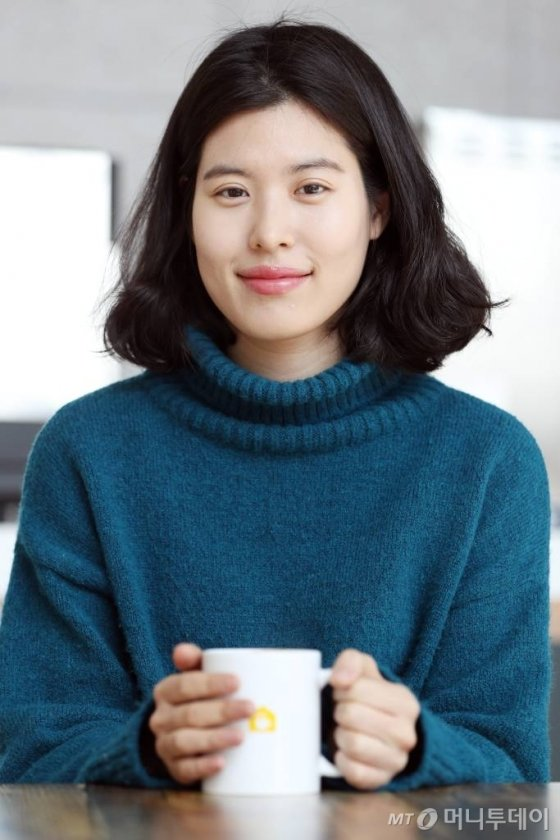 커피지아 김희수 대표 인터뷰/사진=이기범 기자