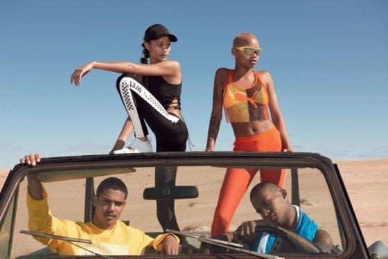 PUMA X FENTY by Rihanna/사진제공=푸마