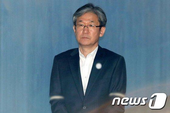 [사진]고일현 전 국정원 종합분석국장 '댓글조작 사건은...'